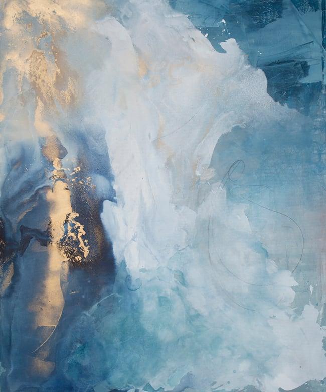 Aurora by Julia Contacessi. Artist Spotlight