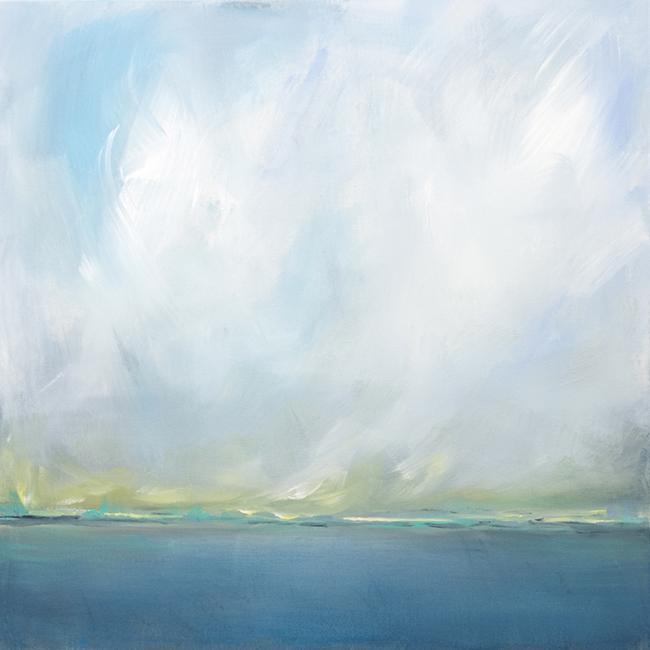 Divinity by Julia Contacessi. Artist Spotlight