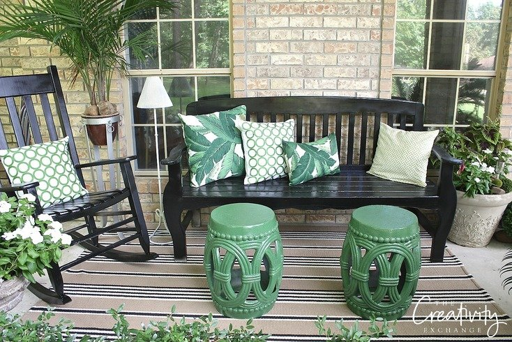 For Outdoor Furniture Accessories And Pots, What Kind Of Spray Paint To Use On Outdoor Wood Furniture