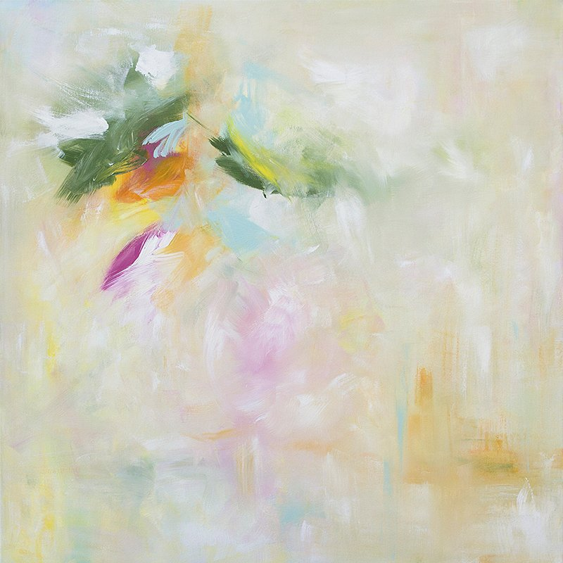 Hummingbird by Julia Contacessi. Artist Spotlight