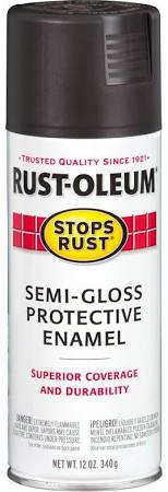 Rust Oleum Protective Enamel Spray Paint Protects Outdoor Metal Furniture  And Accessories From Rusting. Part 97