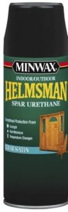 Use Helmsman for sealing outdoor wicker, rattan and wood.