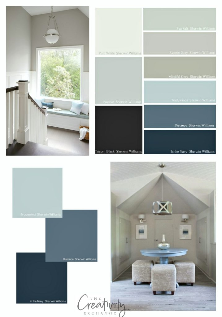 Most Popular Sherwin Williams Interior Paint Colors