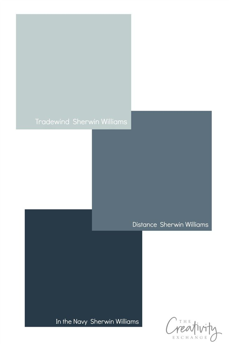 Sherwin Williams Tradewind Images