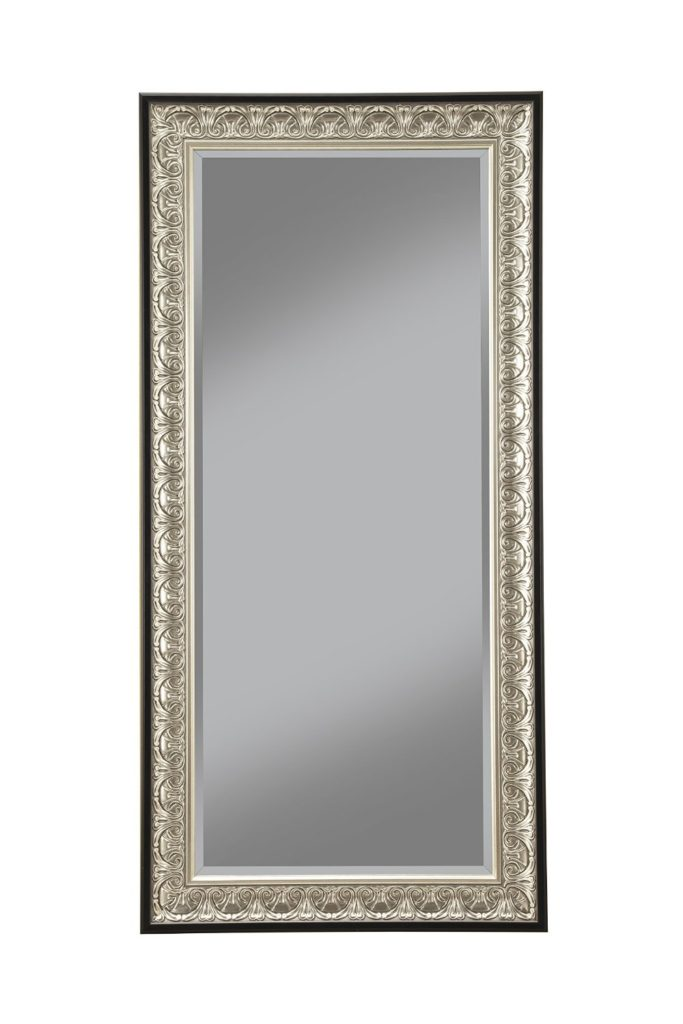 Floor to ceiling wall mirror available on Amazon