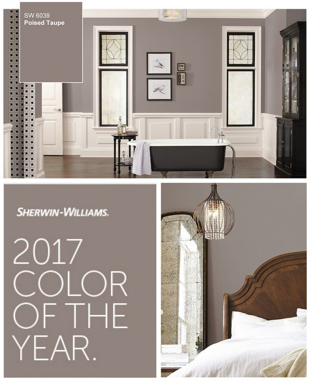 2017 paint color forecasts and trends. Black Bedroom Furniture Sets. Home Design Ideas