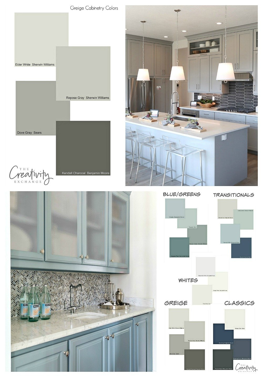 Tips for choosing timeless cabinet paint colors