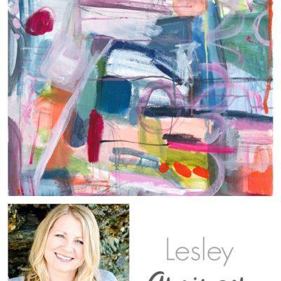 Artist Spotlight: Lesley Grainger