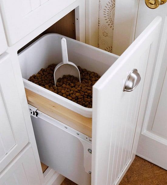 built-in-bin-for-pet-food