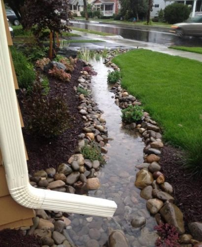 Easy Ideas for Landscaping with Rocks on rock wall ideas, rock lawns colorado, rock homes with lawns, rock yard ideas, rock landscape borders and grass, white rock landscaping ideas, using landscaping rock ideas,