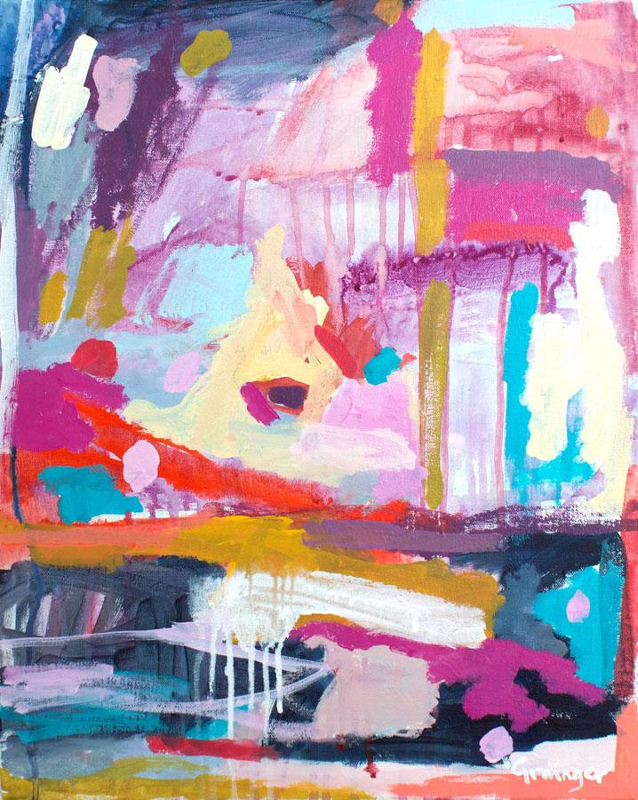Artist Spotlight Lesley Grainger