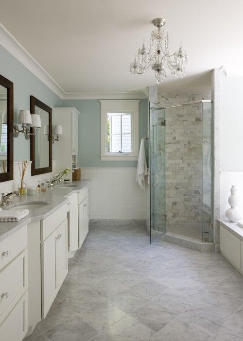 Palladian Blue Bathroom: Best Selling Benjamin Moore Paint Colors