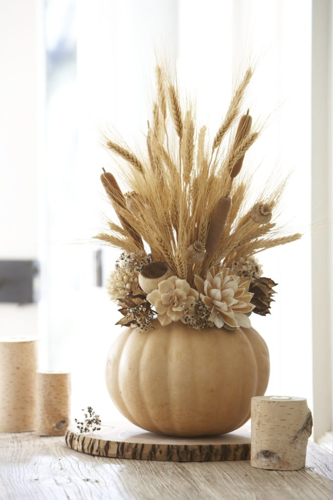 Quick Easy Centerpiece Ideas : Quick and easy fall decorating ideas