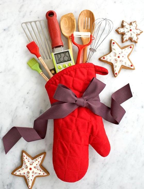 Baker's Gift Oven Mitt