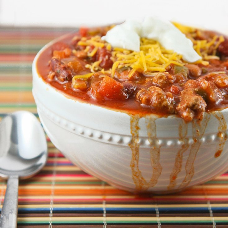 Best Chili on Earth