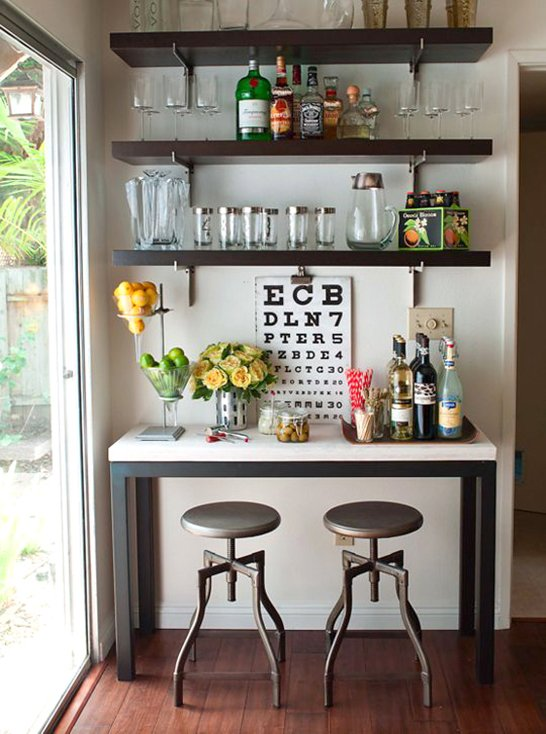 Clean and Functional Bar