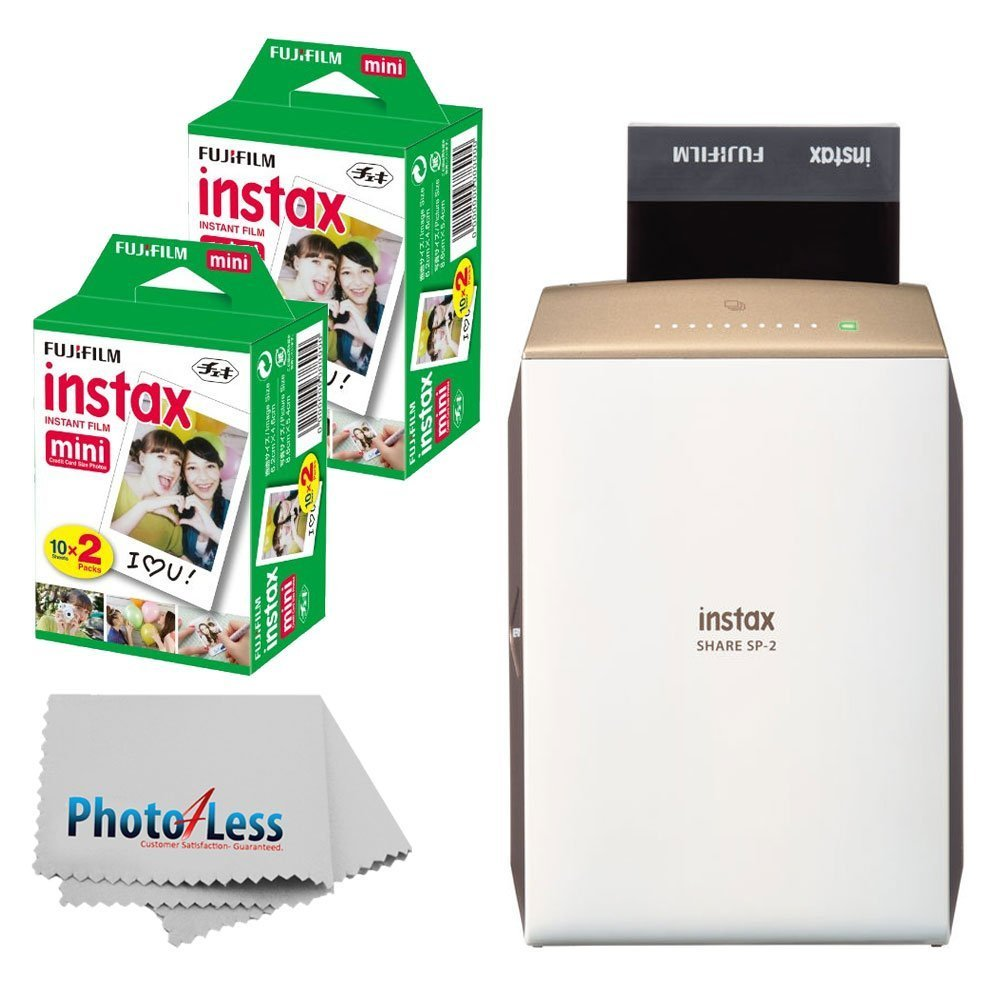 Fuji Instamax Mini Polaroid Printer