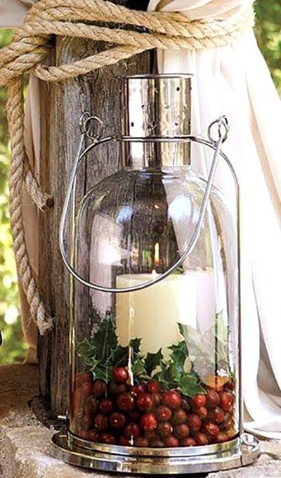 Simple Christmas Lantern
