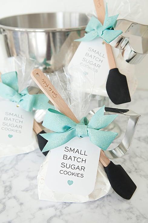 Sugar Cookie Mix Favors
