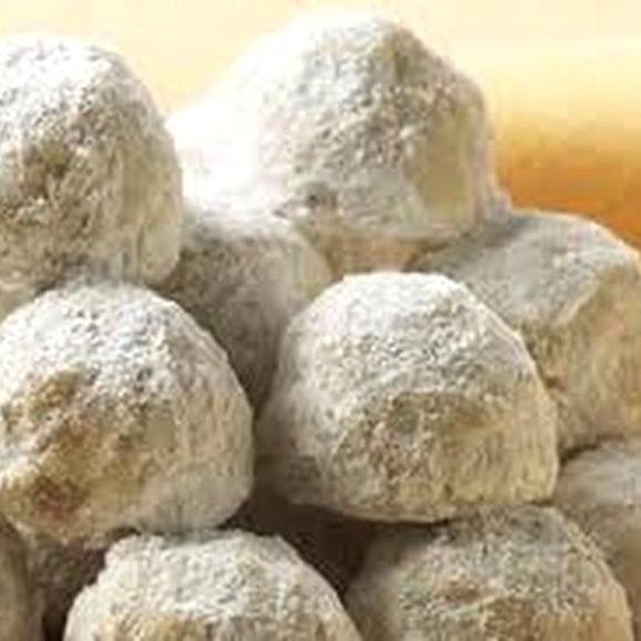 Christmas Pecan Balls