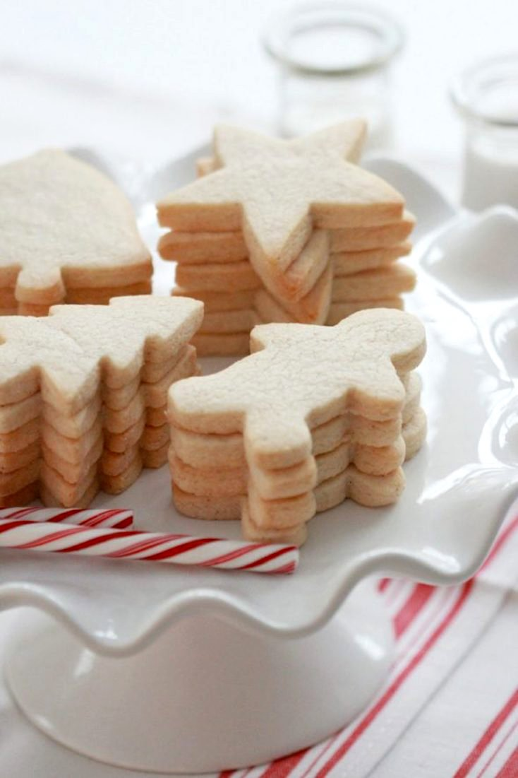20 Christmas Cookie Recipes And Creative Ways To Give Them