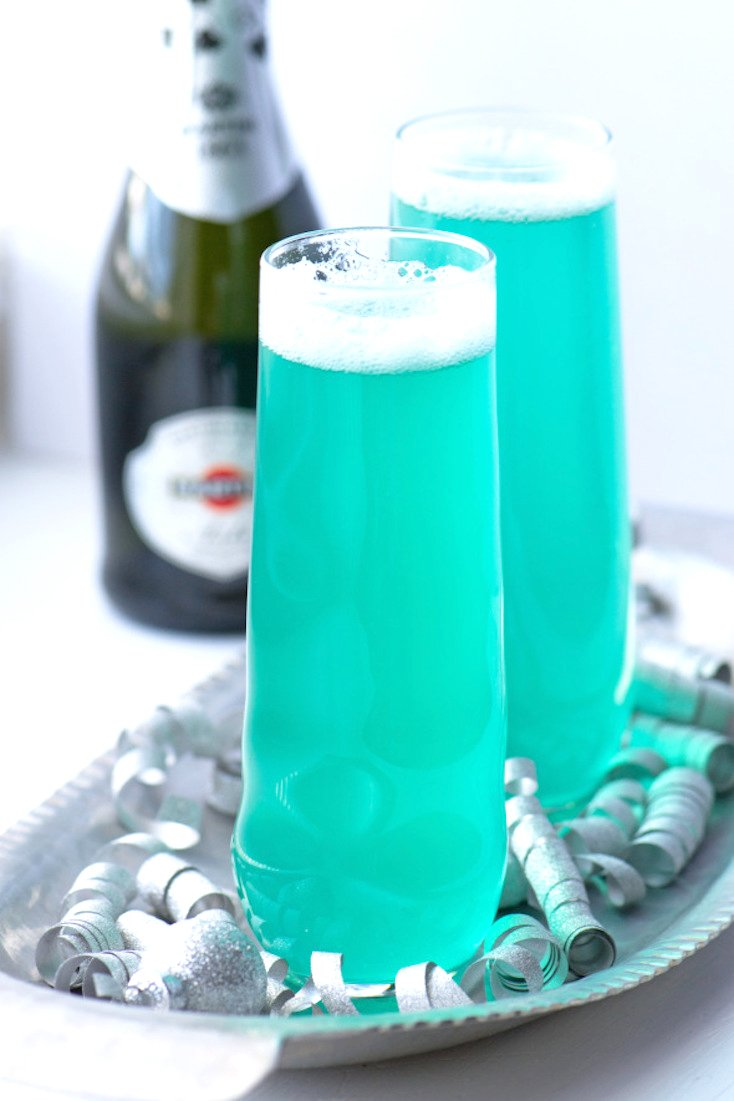Turquoise Sip