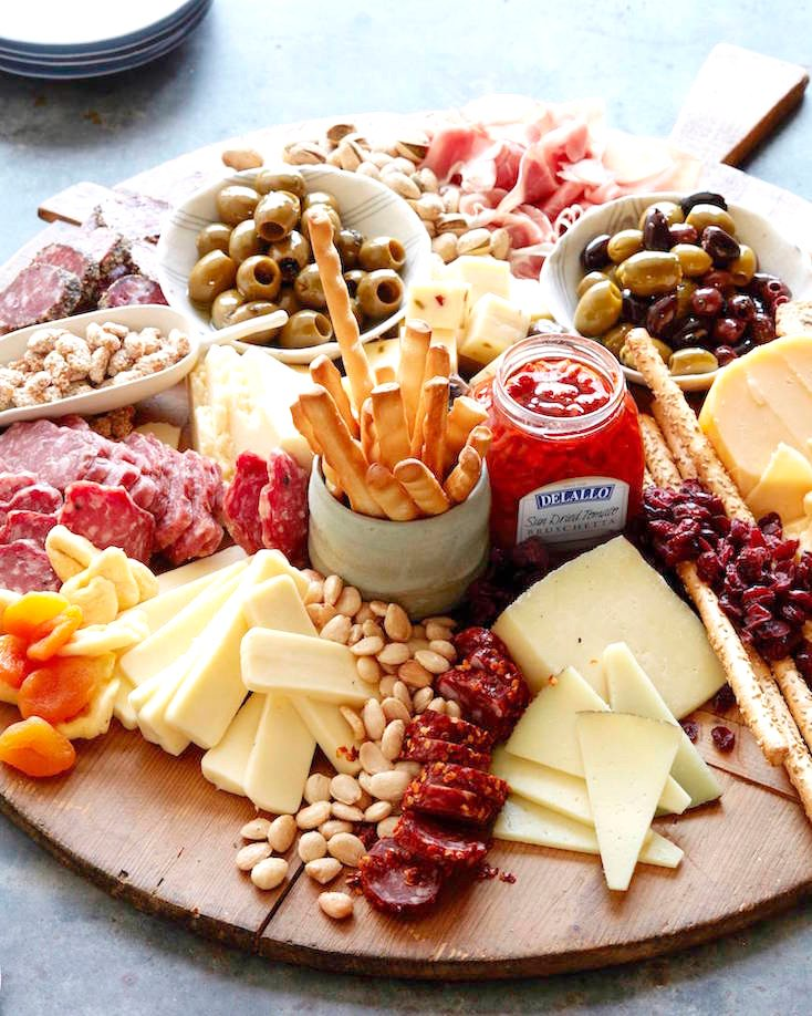Ultimate Appetizer Board