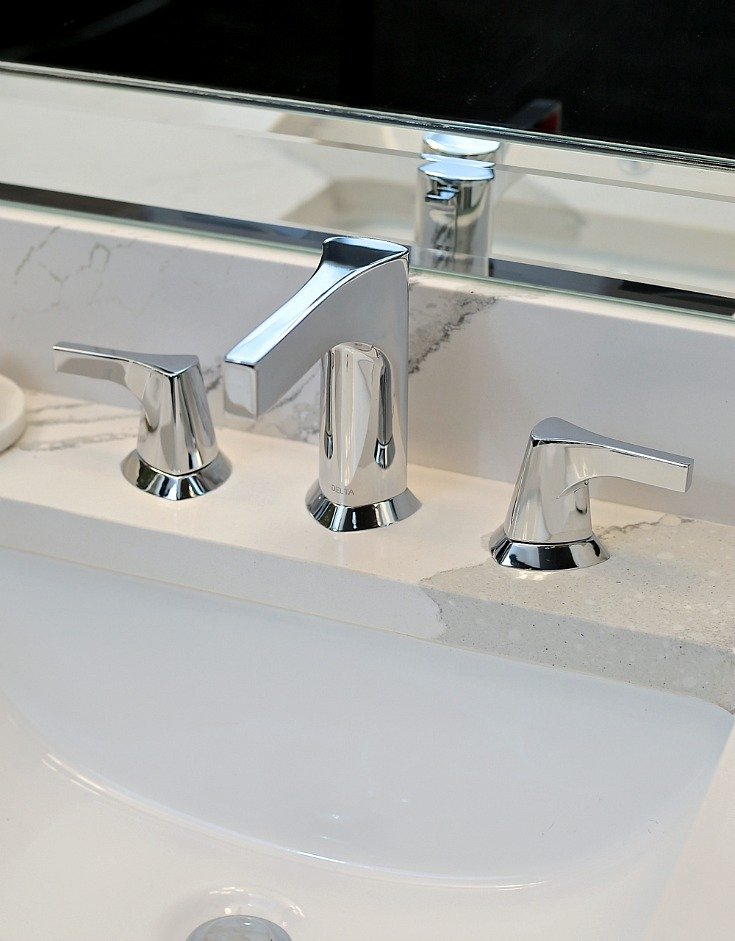Zura Faucet Made by Delta Faucet.