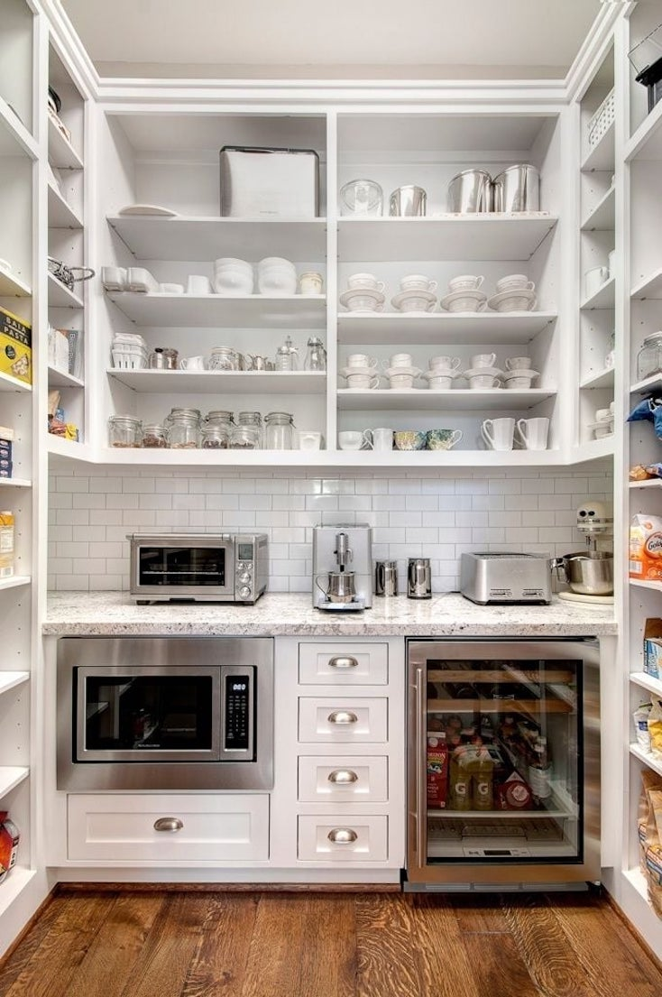 Creative Pantry Organizing Ideas and Solutions on creative kitchen sink ideas, creative kitchen backsplashes ideas, creative kitchen countertop ideas,