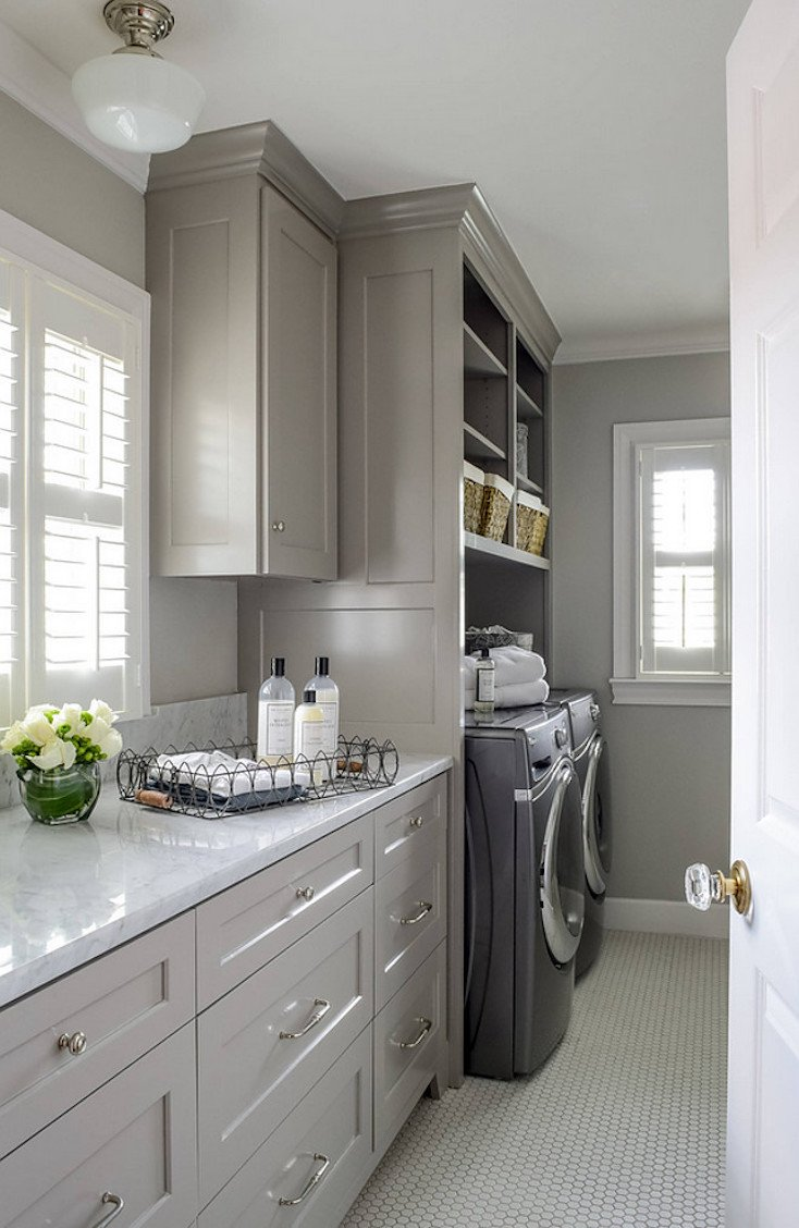 Creative and inspiring laundry rooms - Laundry room layout ideas ...