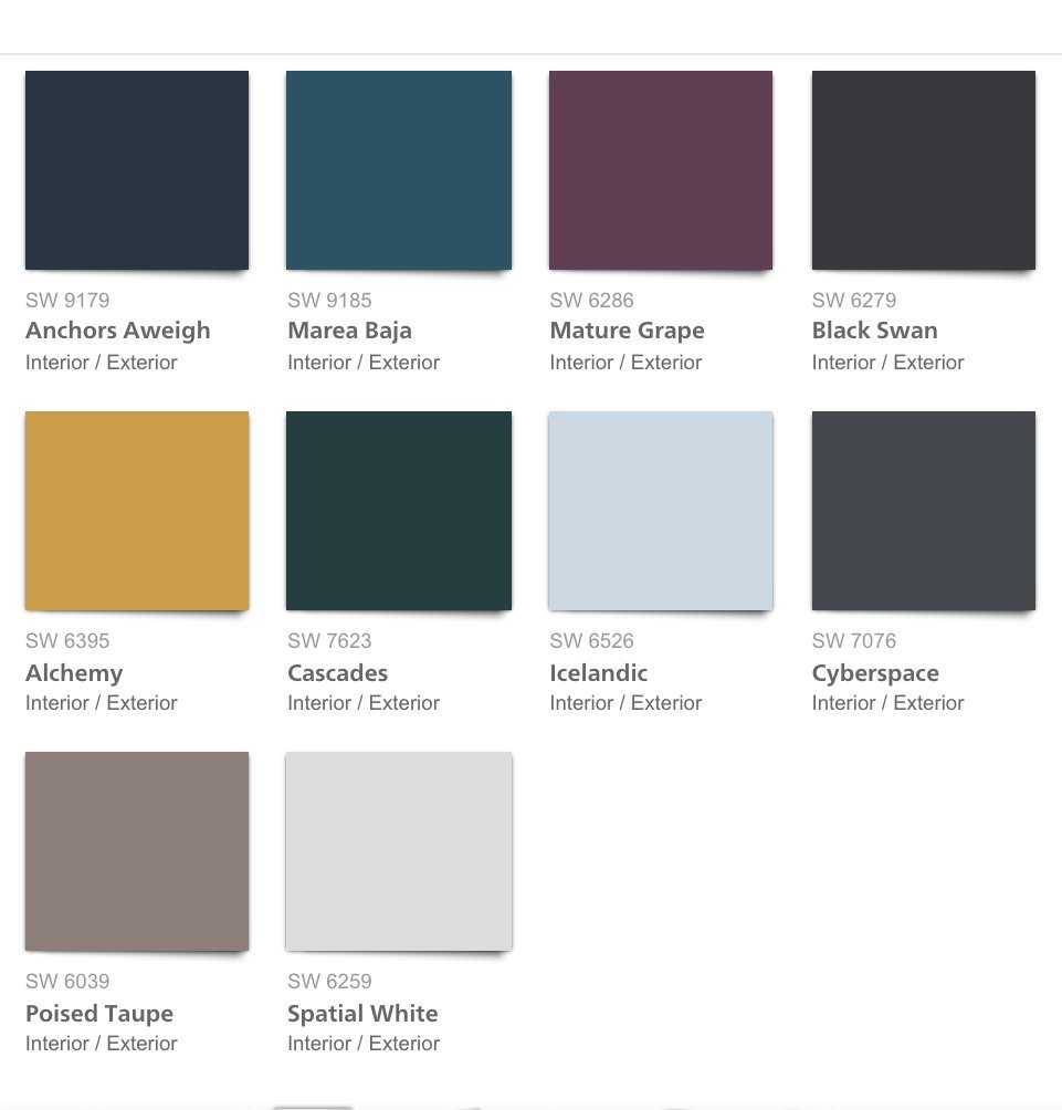 Interior Paint Colours 2017 Home Painting