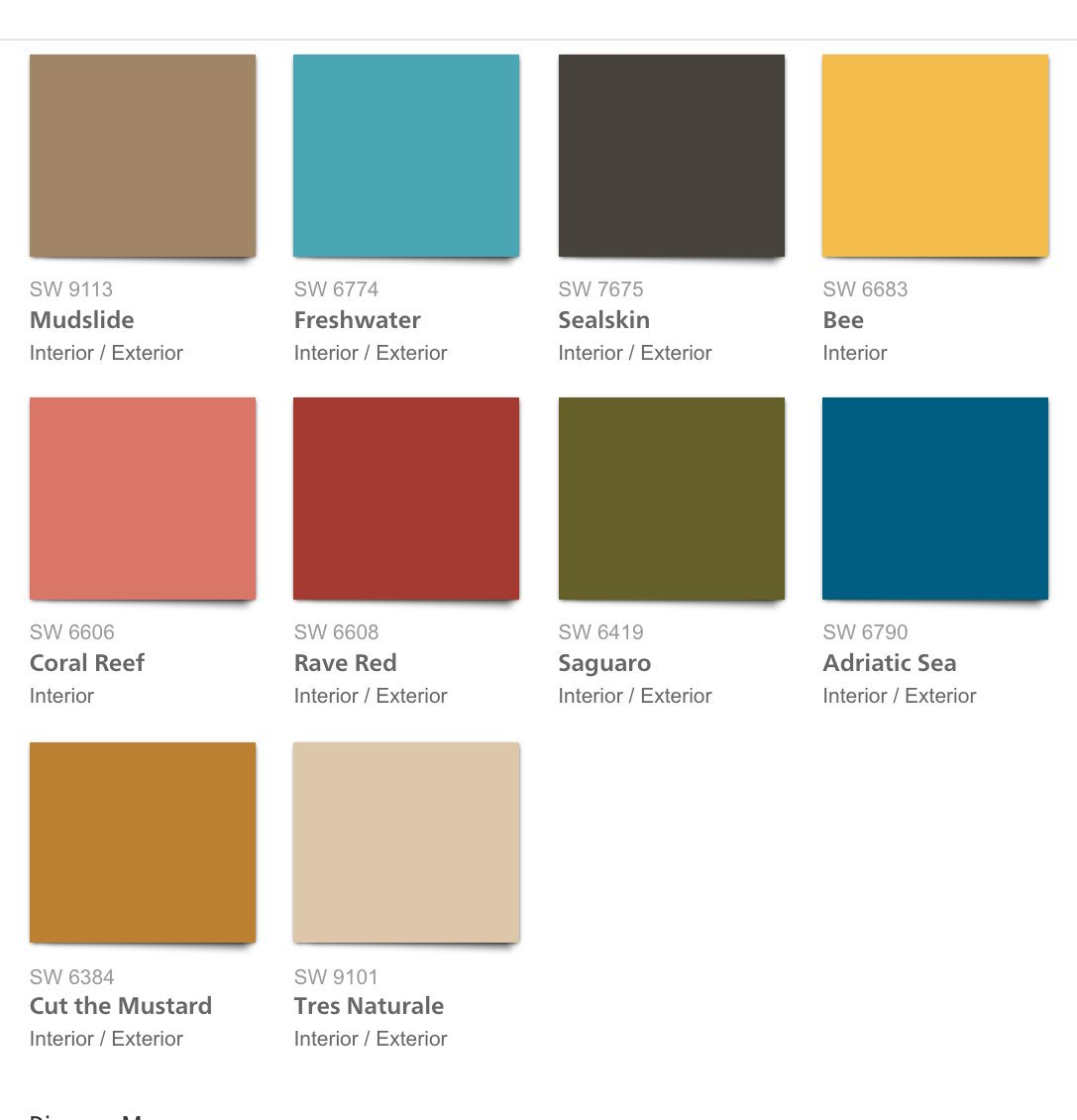 2017 Paint Color Forecasts And Trends
