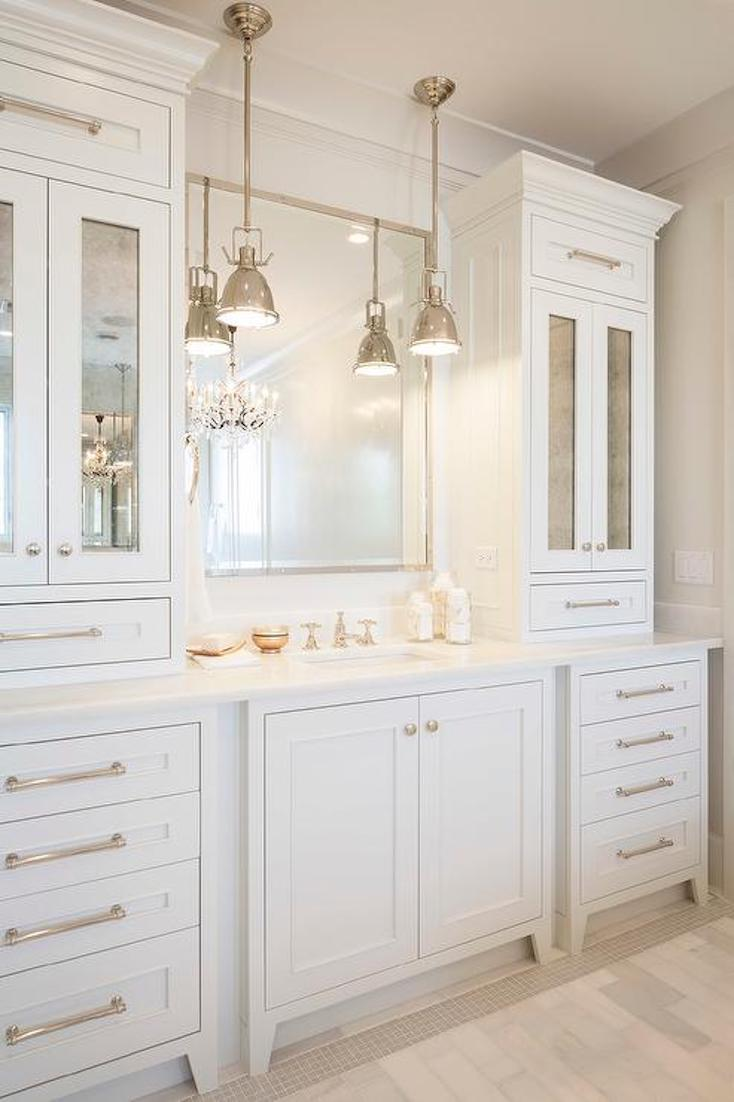 built in vanity cabinets for bathrooms creative ways to incorporate built in cabinetry 25174