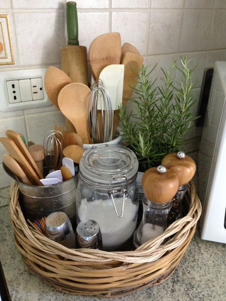 Creative Kitchen Organizing Solutions