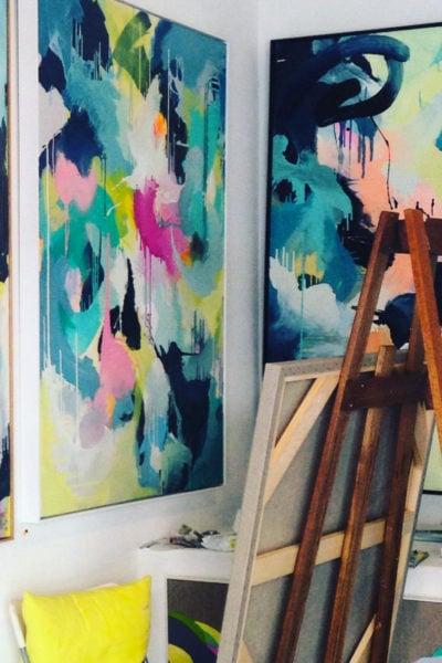 Artist Kate Clarkson. Artist Spotlight