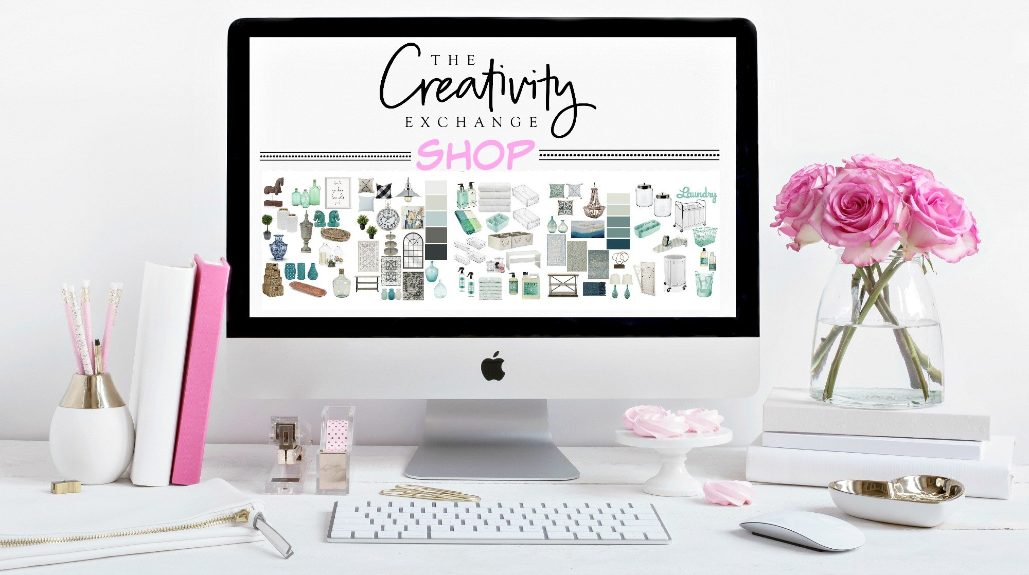 Shop The Creativity Exchange Desktop