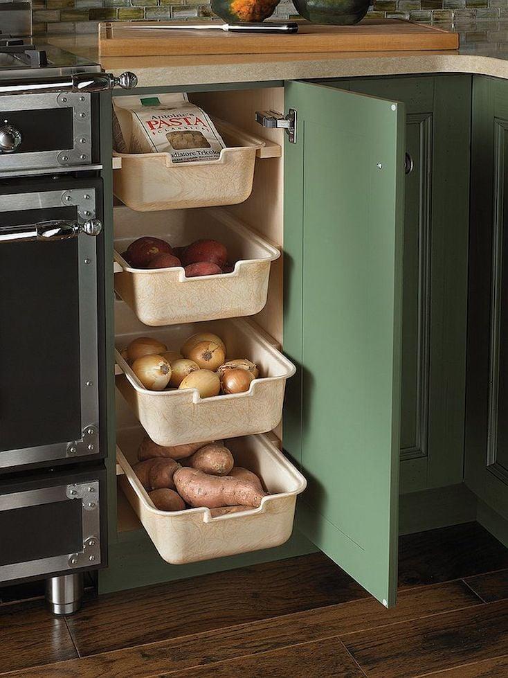 Vegetable Storage