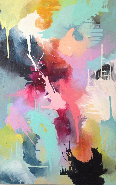 Artist Kate Clarkson: Artist Spotlight