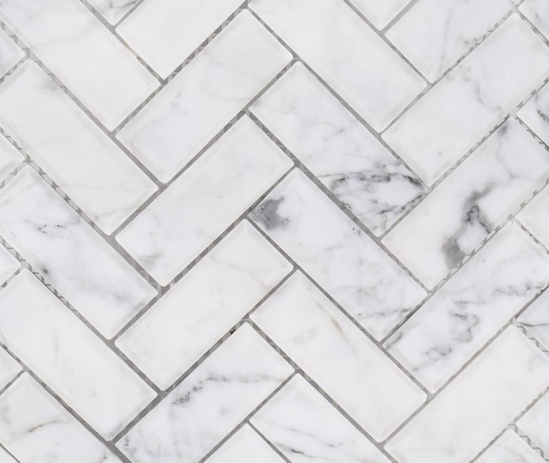 Arden Marble Tile. Jeff Lewis Tile Collection