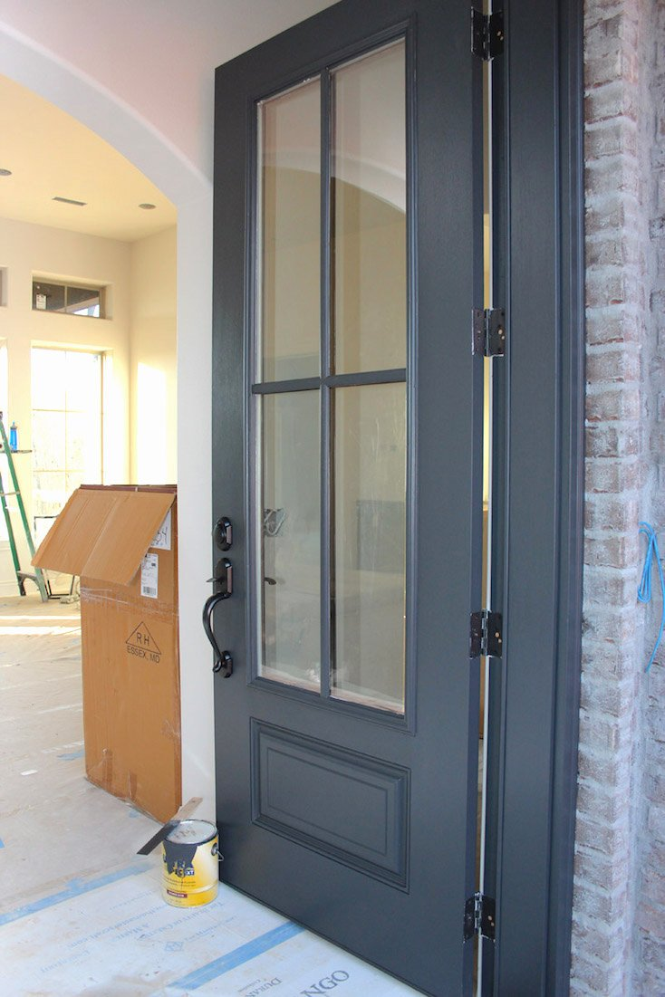 Exterior Door Paint popular front door paint colors