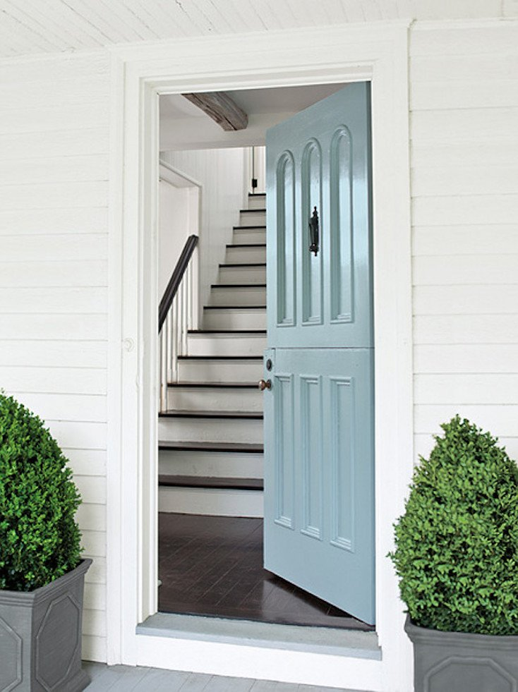 Por Front Door Paint Colors Pin Benjamin Moore 806 Breath Of Fresh Air