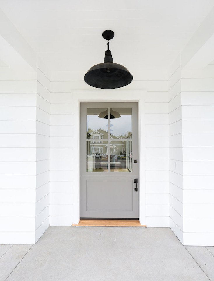 Popular front door paint colors for Benjamin moore slate grey