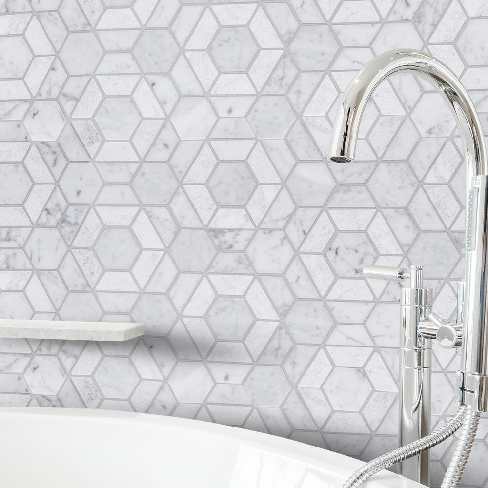 Home Depot Tiles For Bathrooms: Jeff Lewis Tile Collection At Home Depot