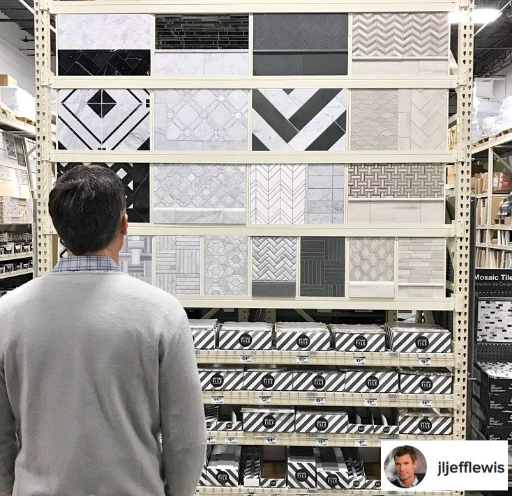 lewis tile collection at home depot