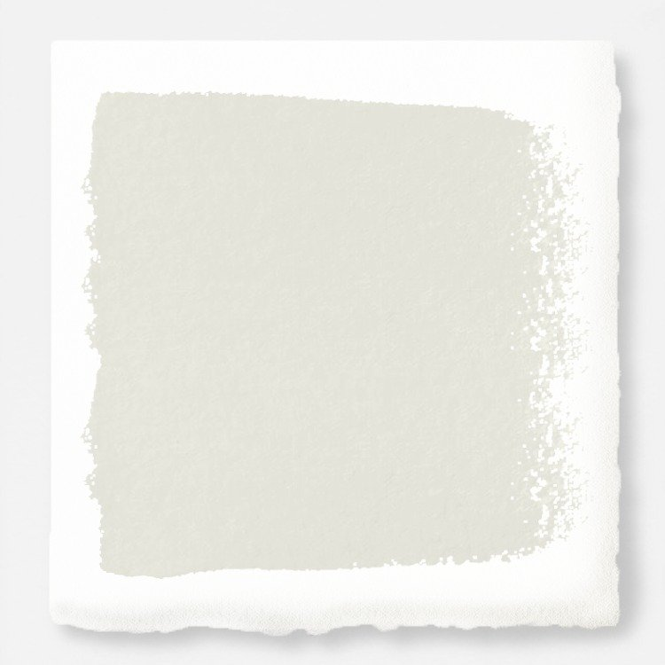 Magnolia Home Chalk Style Paint by Joanna Gaines. Color is Shiplap