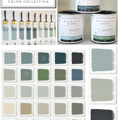 Joanna Gaines Paint Line Now Stocked at Target!