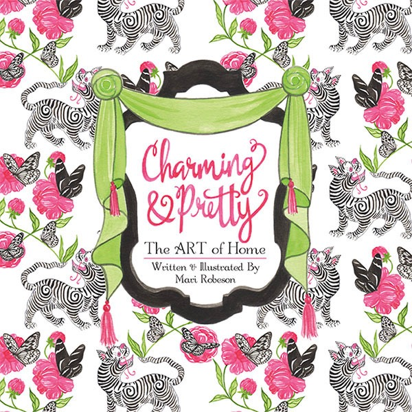 Charming and Pretty Book by Mari Robeson