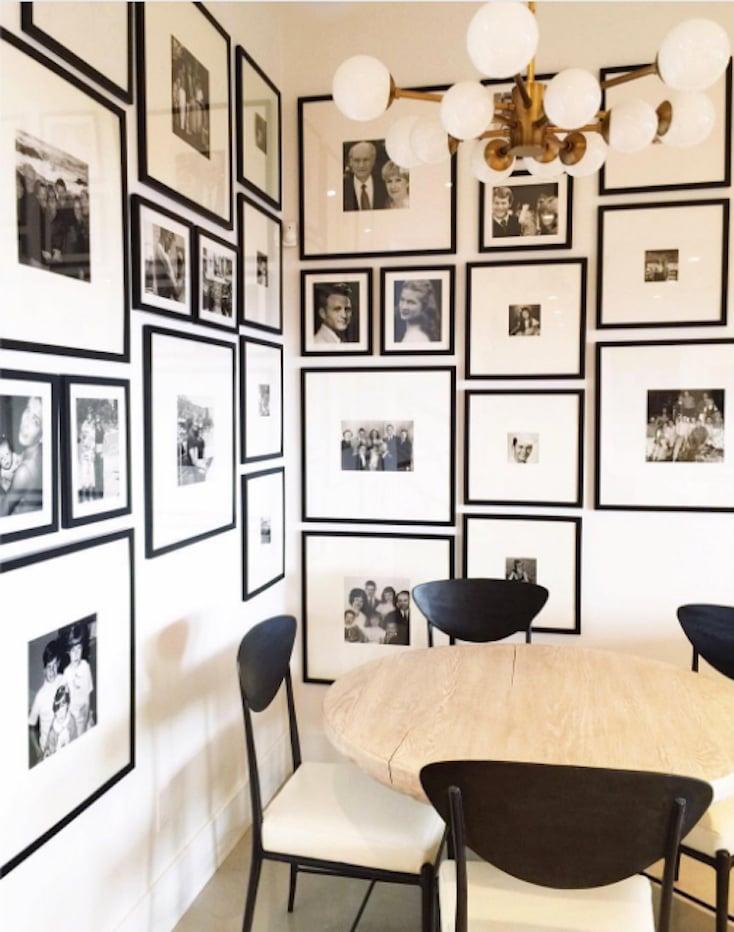 Creative Gallery Walls