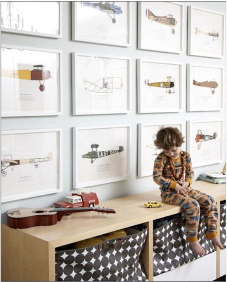 Kids' Room Gallery