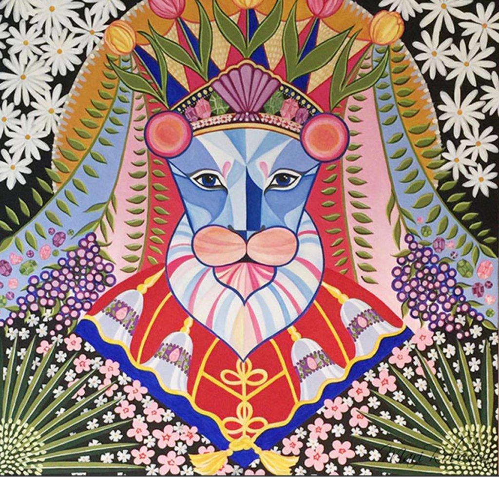 Princess created by Mari Robeson